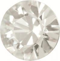 Swarovski 1028 Xilion puntsteen Crystal 2,0mm per 12 stuks