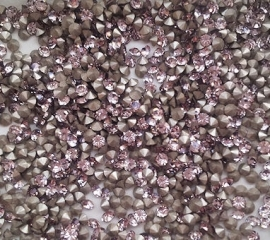 Swarovski 1028 puntsteen Crystal Blush PP18 ( 2,4mm )