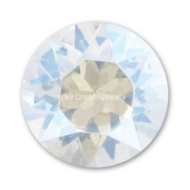 Swarovski puntsteen Crystal Moonlight  5,3mm ( SS24 )