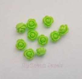 Roos Kraal Neon Groen 9mm