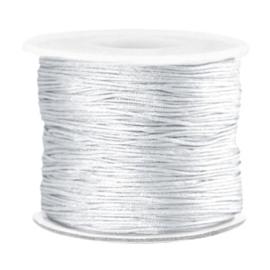 Macramé Draad Silver 0,7mm