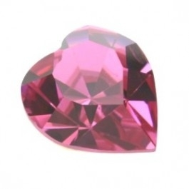 Swarovski 4800 Hart Rose 6x6,6mm