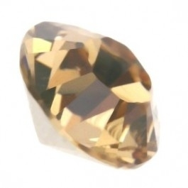 Swarovski puntsteen Light Colorado Topaz 10,5mm ( SS47 )