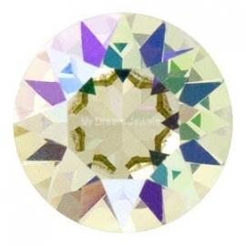 Swarovski 1088 Xirius puntsteen Crystal Luminous Green  8,2mm ( SS39 )
