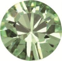 Swarovski 1028 puntsteen Chrysolite  PP18 (2,4mm )