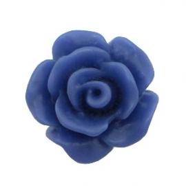 Roos Kraal Mat Navy Blue