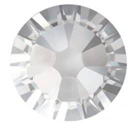 Swarovski 2058 platte steen Crystal 6,2mm