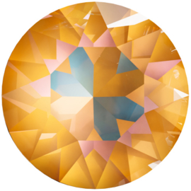 Swarovski 1088 Xirius puntsteen Crystal Ochre Delite ( SS39 )
