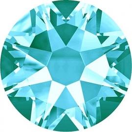 Swarovski 2088 platte steen Light Turquoise 7,1mm