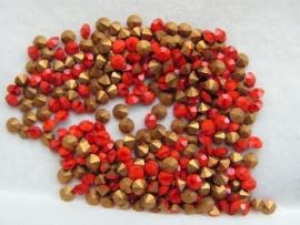 Swarovski 1100 puntsteen Cherry Red PP24 ( 3,0mm )
