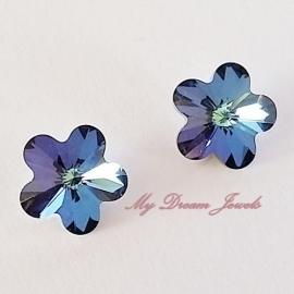 Swarovski 4744 Flower Blue Special