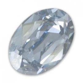 Swarovski 4120 Ovaal Crystal Blue Shade 8x6mm