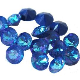 Swarovski 1088 puntsteen Crystal Royal Blue Delite SS39  ( 8,2mm ) 2st