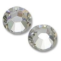 Swarovski 2028 platte steen Crystal 2,6mm per 12 stuks