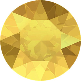 Swarovski 1088 puntsteen Crystal Metallic Sunshine PP18 (2.4mm)