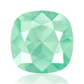 Swarovski 4470 Square Crystal Mint Green 10x10mm