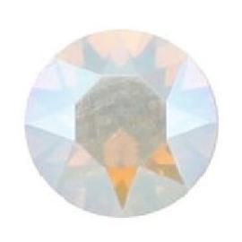 Swarovski 1088 puntsteen White Opal Shimmer 6,1mm ( SS29 )2st