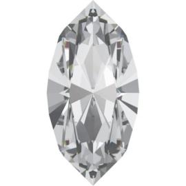 Swarovski 4200 navette Crystal  8x4mm
