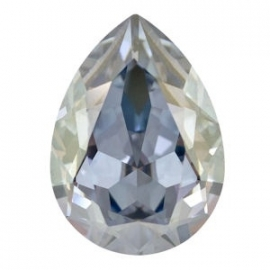 Swarovski 4320 druppel 14x10 mm Crystal Blue Shade