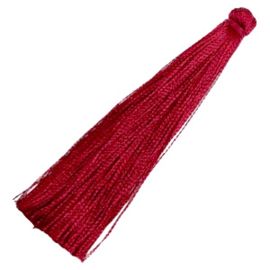 Kwast Ibiza Style Aubergine Red 7cm