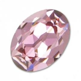 Swarovski 4120 Ovaal Crystal Antique Pink 8x6mm