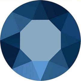 Swarovski 1088 Xirius puntsteen Crystal Metallic Blue 6,1mm ( SS29 ) 2st