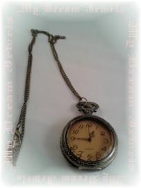 Ketting Pocket Watch Smokey