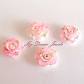 Roos Shabby Chic style cabochon 12mm