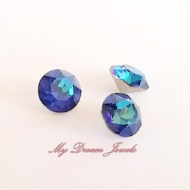Swarovski 1088 Xirius puntsteen Crystal Bermuda Blue 6,1mm ( SS29 ) Limited