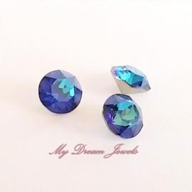Swarovski 1088 Xirius puntsteen Crystal Bermuda Blue 6,1mm ( SS29 ) 2st