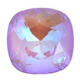 Swarovski 4470 Square Crystal Lavender Delite 10x10mm