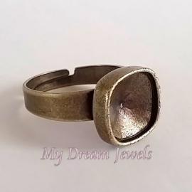 DQ Ringen voor Swarovski Crystal