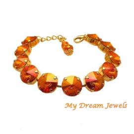 Armband Phoenix met Swarovski Crystal