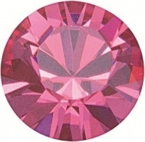 Swarovski puntsteen Rose  4,0mm ( pp32 )