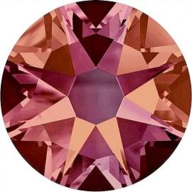 Swarovski 2088 platte steen Crystal Lilac Shadow 7,1mm