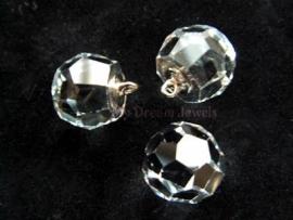 Vintage Swarovski 4860 Fireball Crystal met oog 14mm