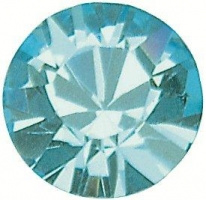 Swarovski puntsteen Aquamarine 4,0mm ( PP32 )