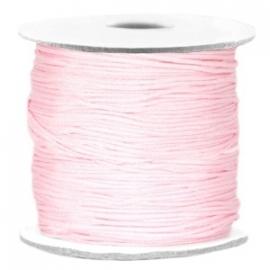 Macramé Draad Light Pink 0,7mm