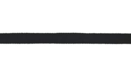 Plat koord 15 mm donkerblauw