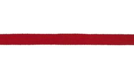 Plat koord 15 mm rood