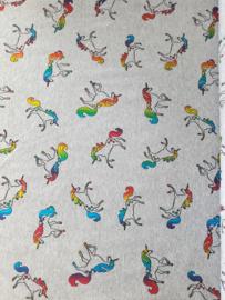 joggingstof unicorns
