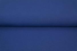 Tricot kobaltblauw