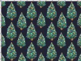Kerst 1 kerstboom