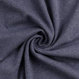 Glitter boordstof passend bij glamoursweat jeans