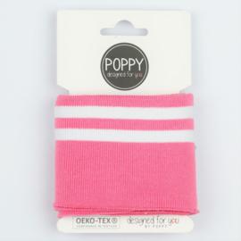 Poppy  cuffs pink