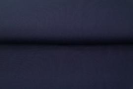 100% katoen donkerblauw