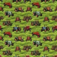 tractors tractors tractors in het gras