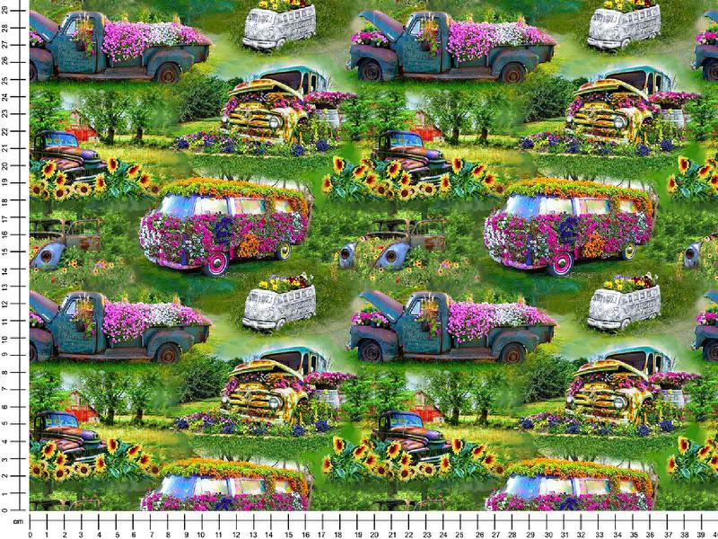 bloemenbusjes