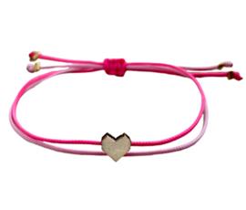 Bracelet - Pretty Little - Very Pink