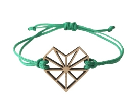 Bracelet Light green